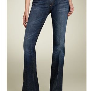 Citizens of Humanity Jeans. Straight leg.